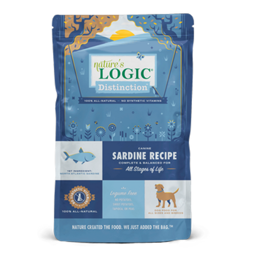 Natures Logic Distinction Sardine w Millet