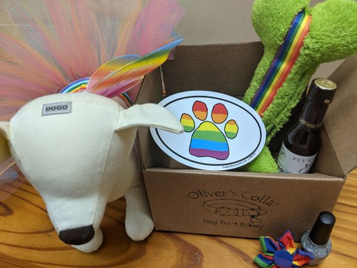 Gift Box PRIDE PUPPY