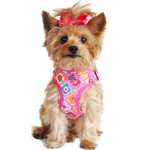 Wrap n Snap Harness Maui Pink Med