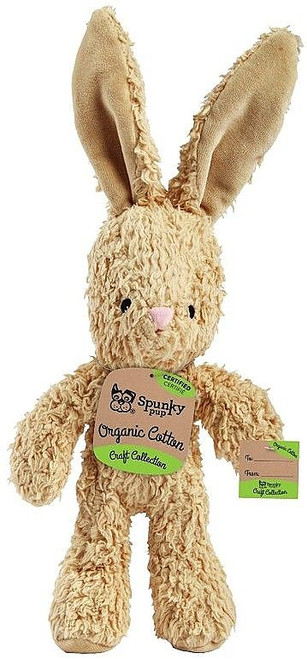 Spunky Pup Organic Cotton Toy