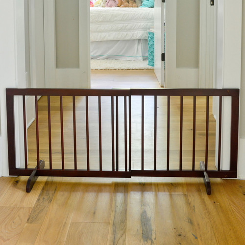 Gate Step Over Walnut