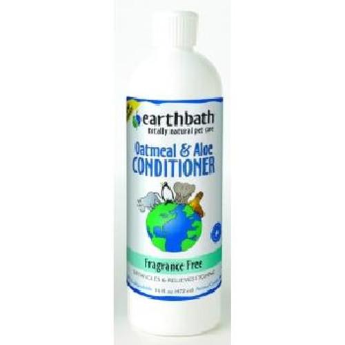 EB Conditioner Oatmeal Aloe Fragrance Free 16oz