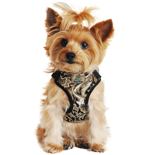 Wrap and Snap Harness Island Tan M