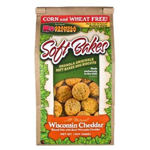 K9 Granola Soft Bakes Wisconsin Cheddar 12oz