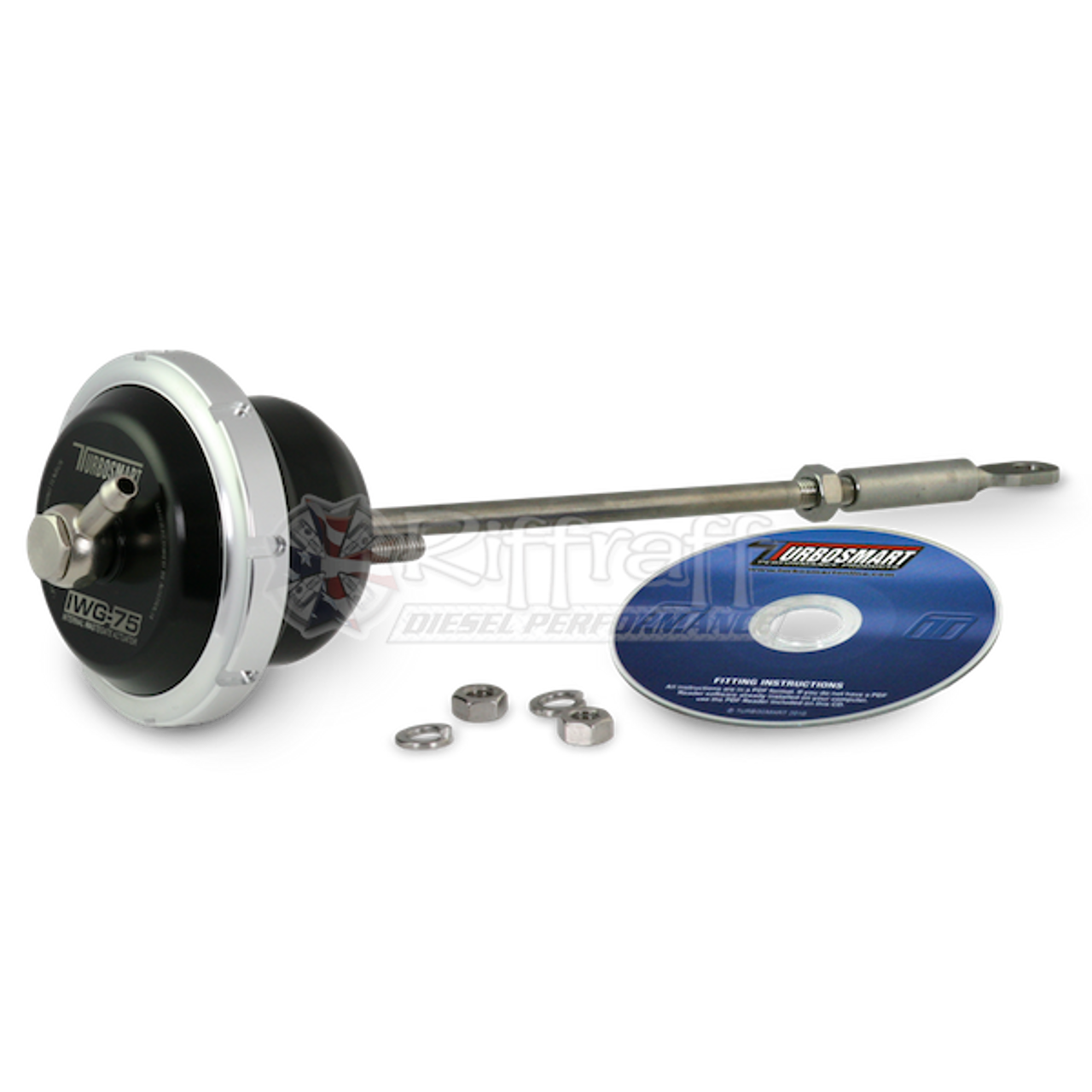 Turbosmart Performance Wastegate Actuator 99 5-03