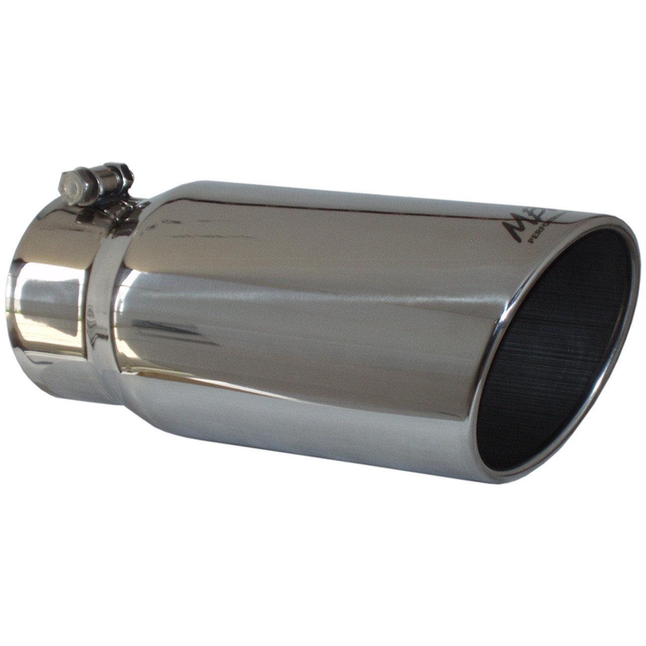 MBRP T5081 4 O.D Turn Down Exhaust Tip T304 MBRP Exhaust