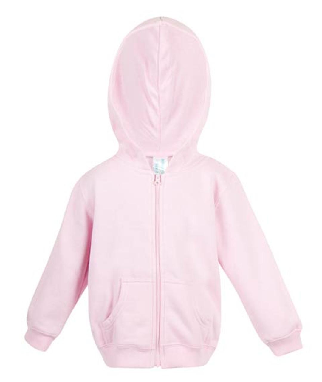 Aiden Baby Zip Hoodies Plain Blank Clothing Australia