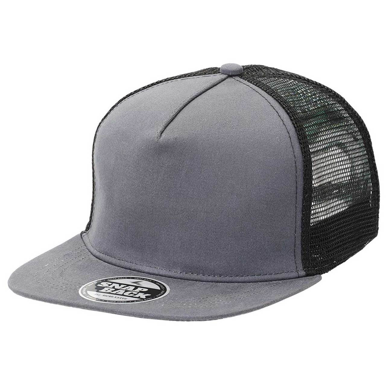 a8c58c02161 Buy Wholesale Plain Chino Snapback Trucker Caps Online . Bulk Blank Apparel