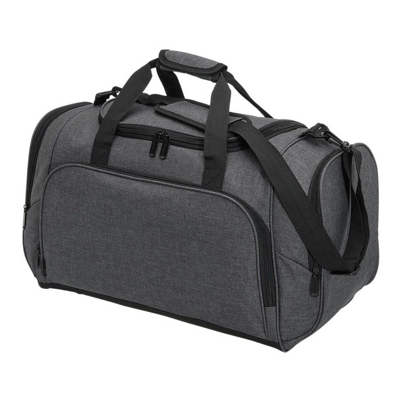 eae231f8fd46 TIRANO | Plain Canvas-Like Travel Sports Bag