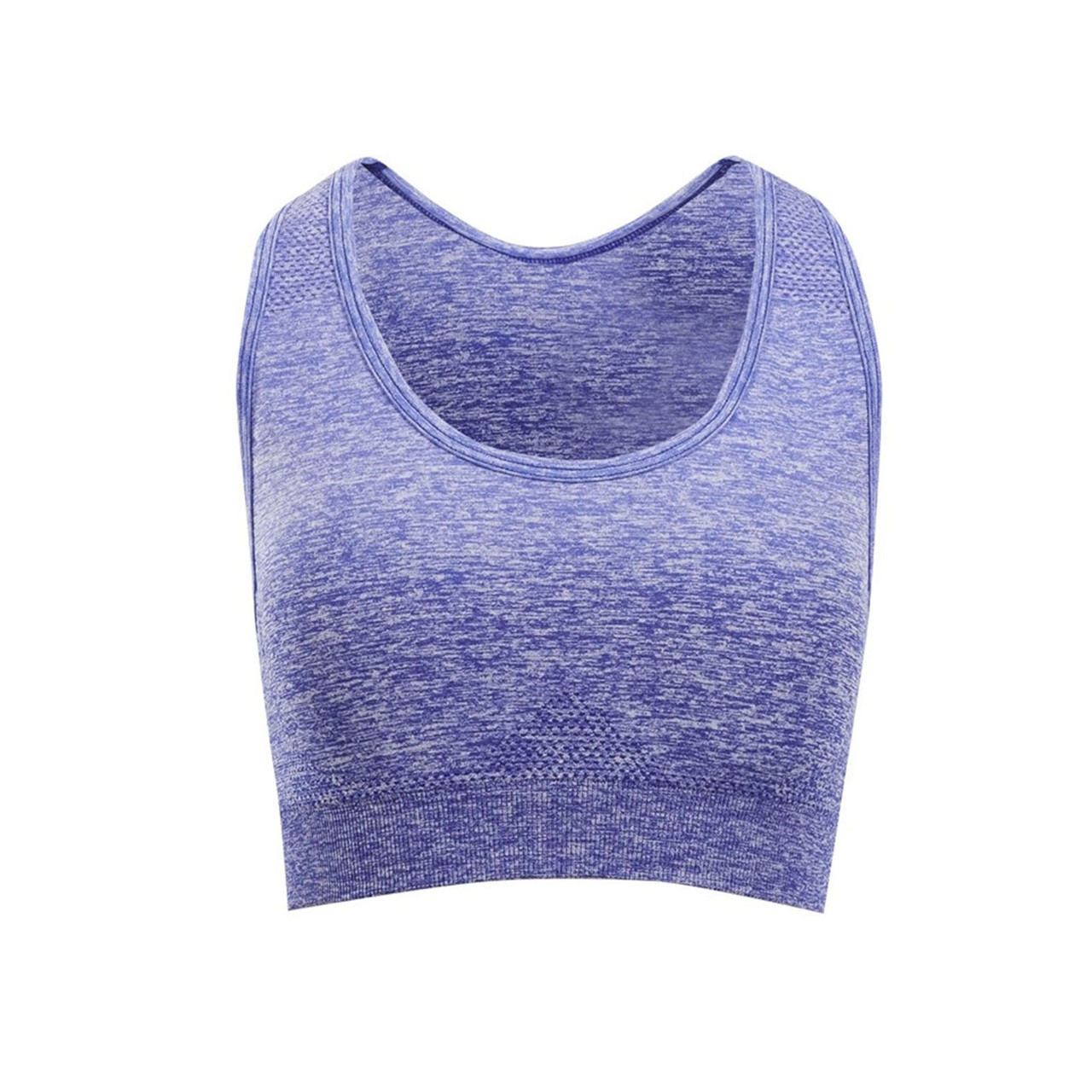 THERAPY | Ladies Seamless Crop Top
