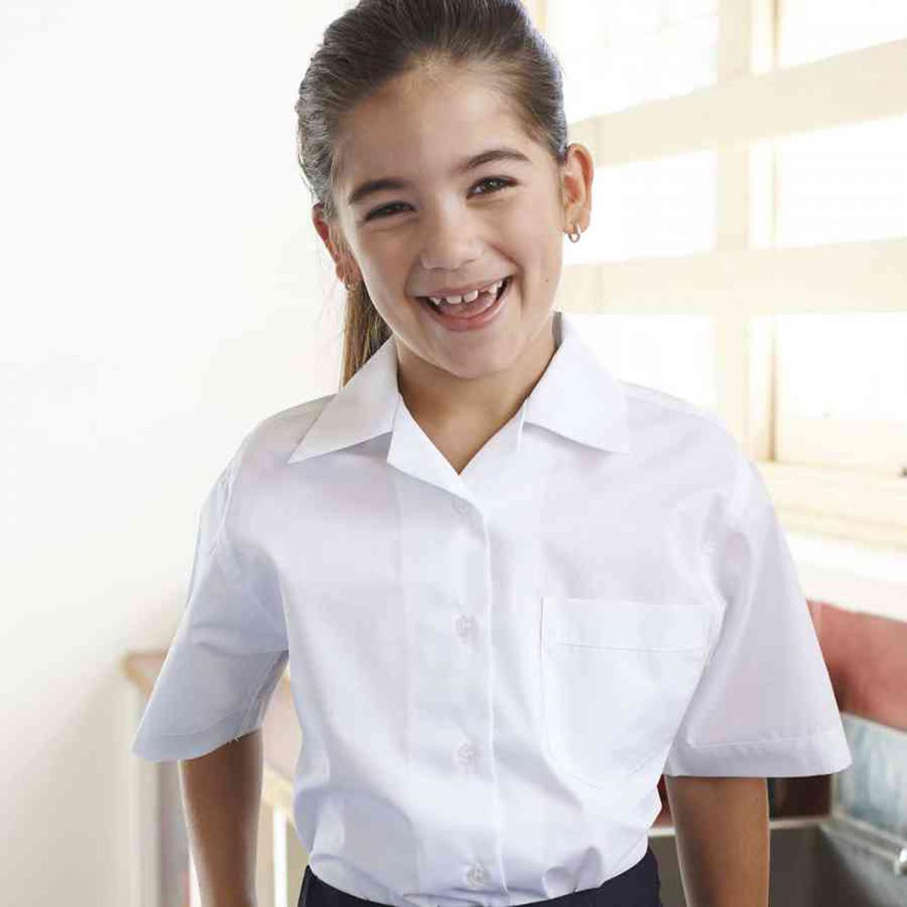 New School Uniform Girls Full Length Plain Tights 12 Pack