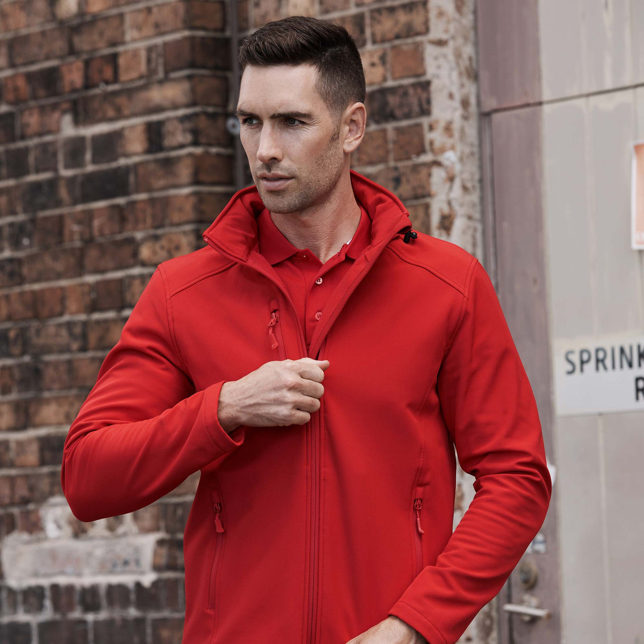 Result Mens Perfomance 3 Layer Soft Shell Jacket Coat