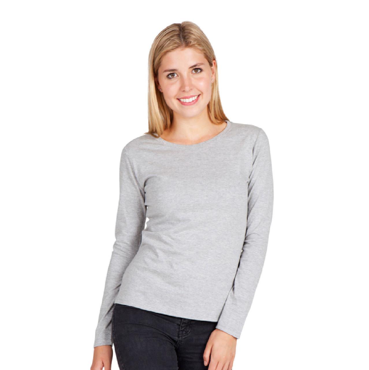 77c4767acad LARA Plain Ladies Long Sleeve Tshirts Online