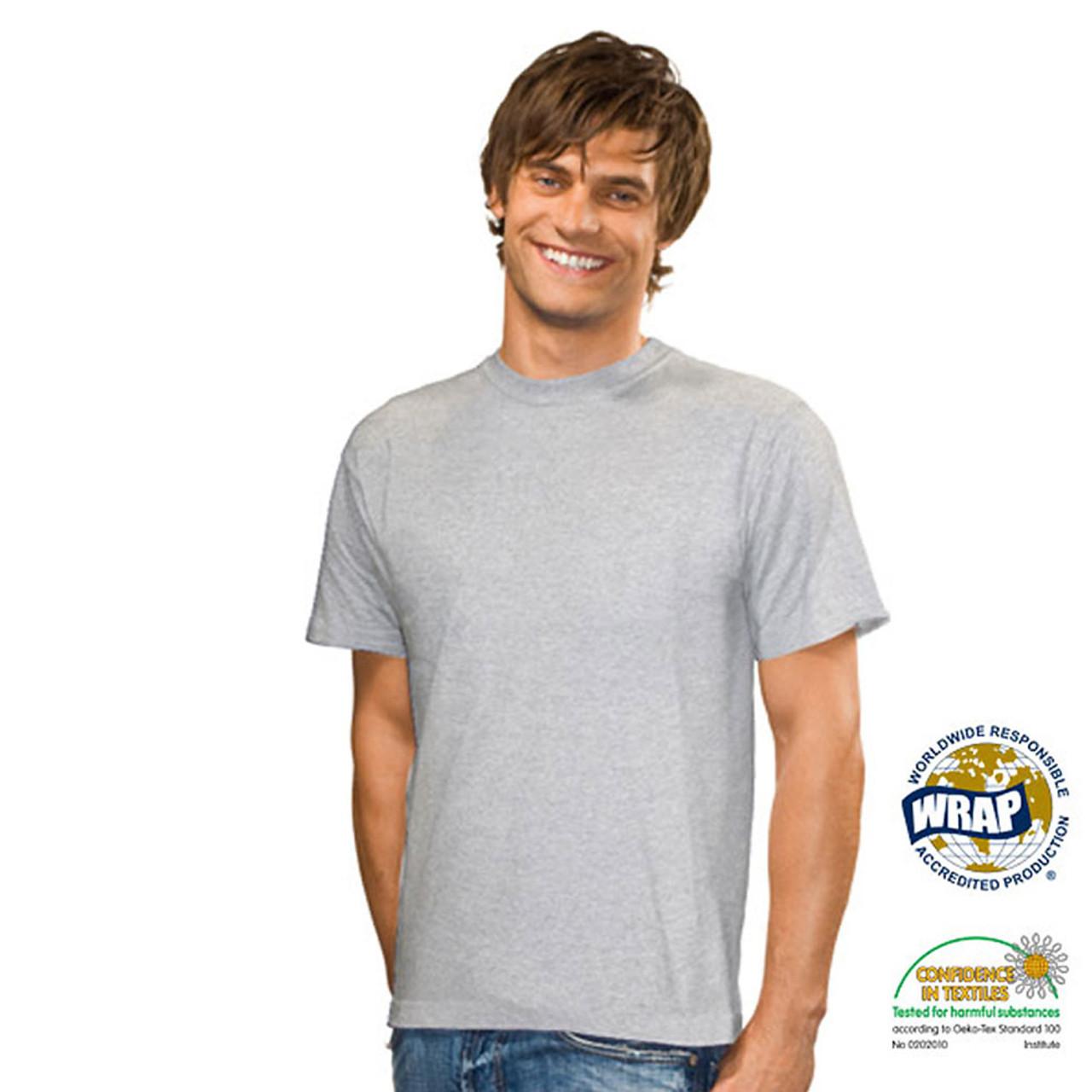 volume large sale retailer clearance BEEFY | Men T-shirts Tubular Eco 100% Cotton