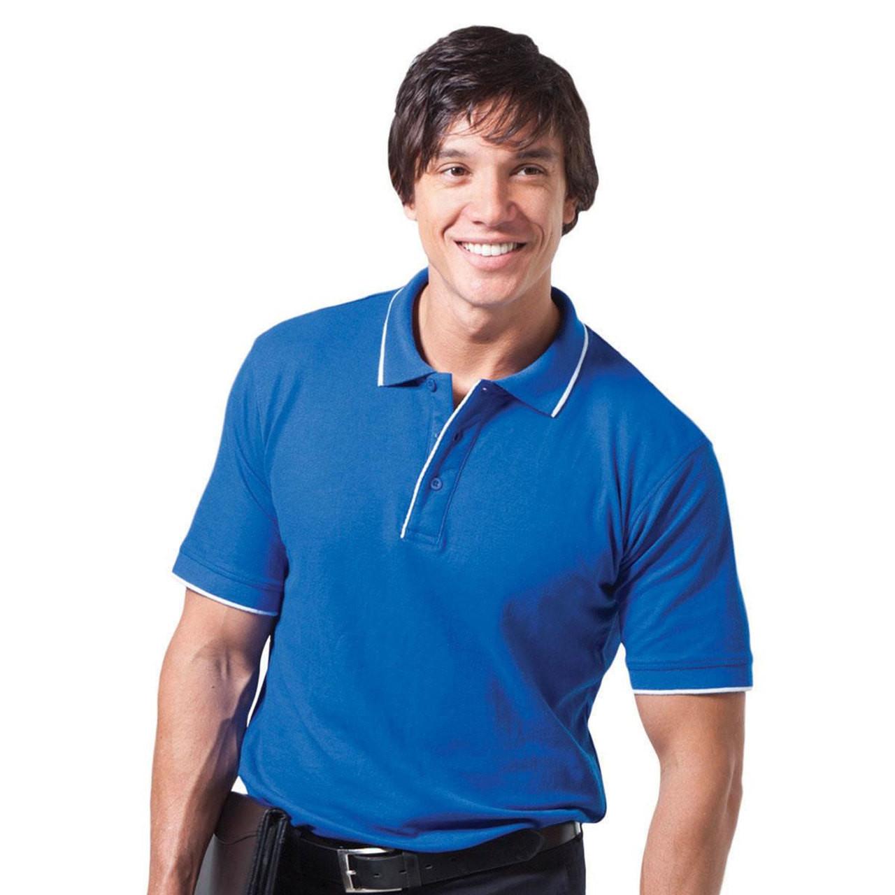 50f5d1f2 Bulk Discount Plain Mens Polo Shirts Online | Blank Clothing Australia