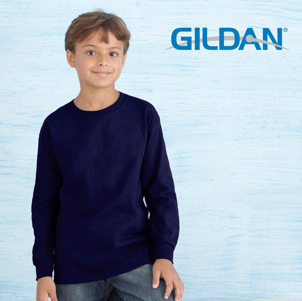 Gildan 100/% Ultra Cotton Tee White 12 Lot SM to XL