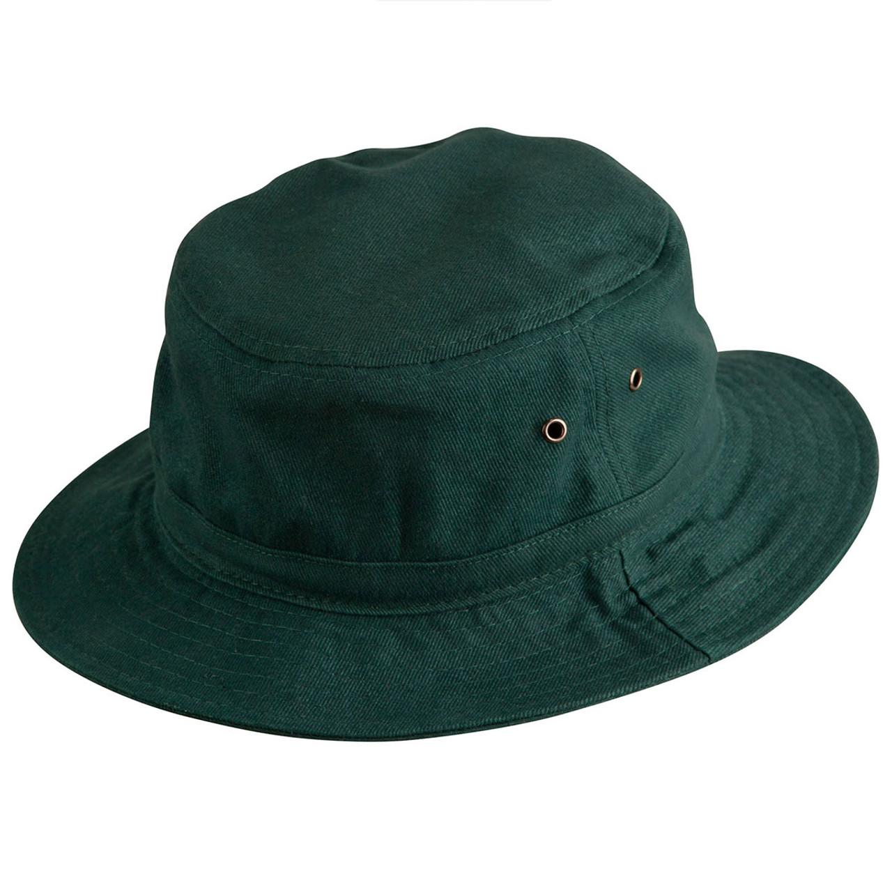 Fedora 100/% Cotton Sun Hat Travel Hat XL Wide Brim Sun Protection Smart Sun Hat