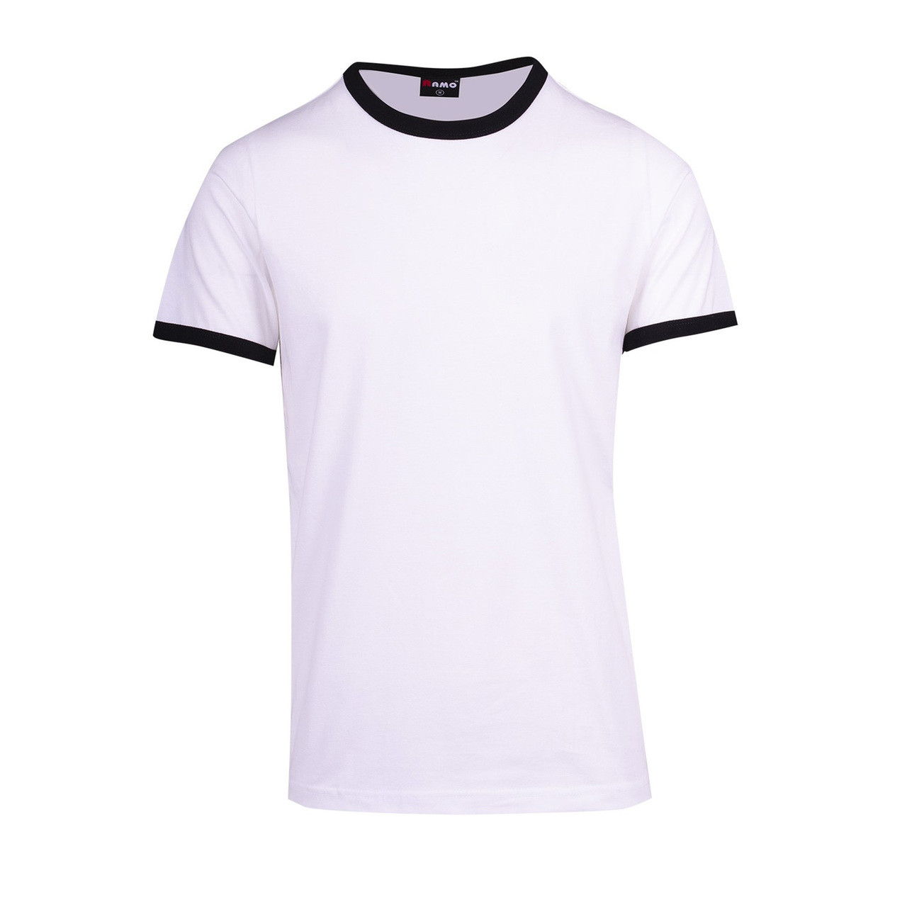e49436049 MAX | t-shirts slim fit retro ringer-style | Plain T Shirts ...