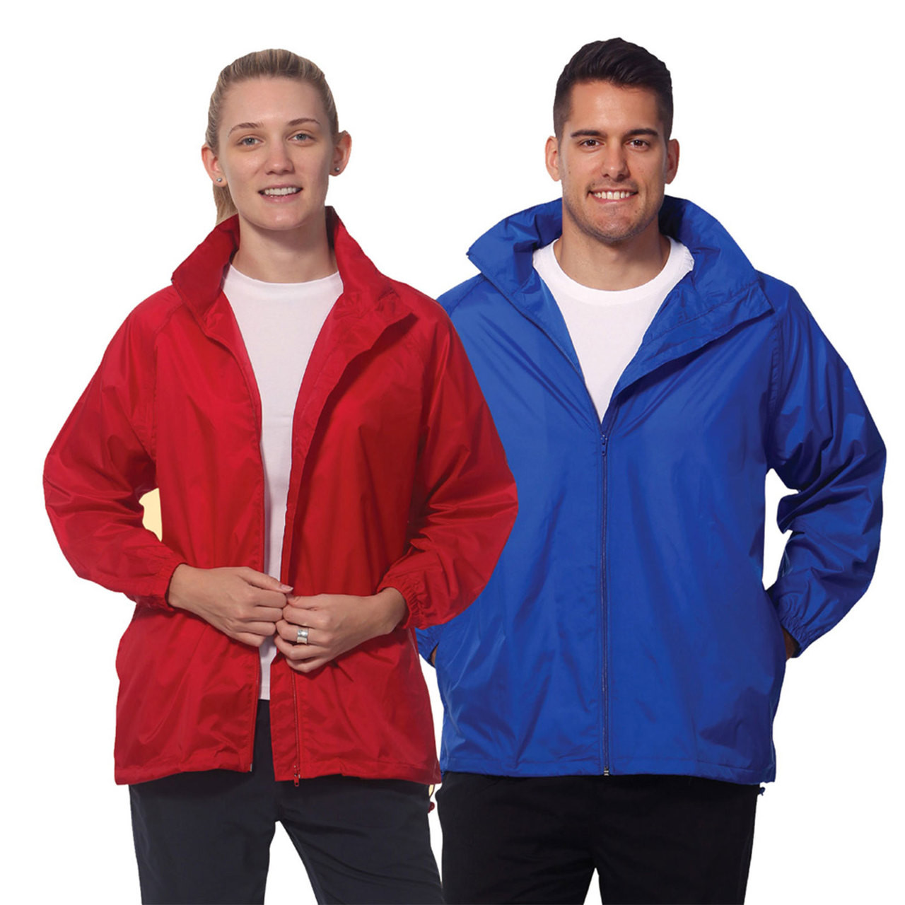 fb457f2ea travel foldaway rain jackets with hood   wholesale plain weather jacket    Plus Size Jackets