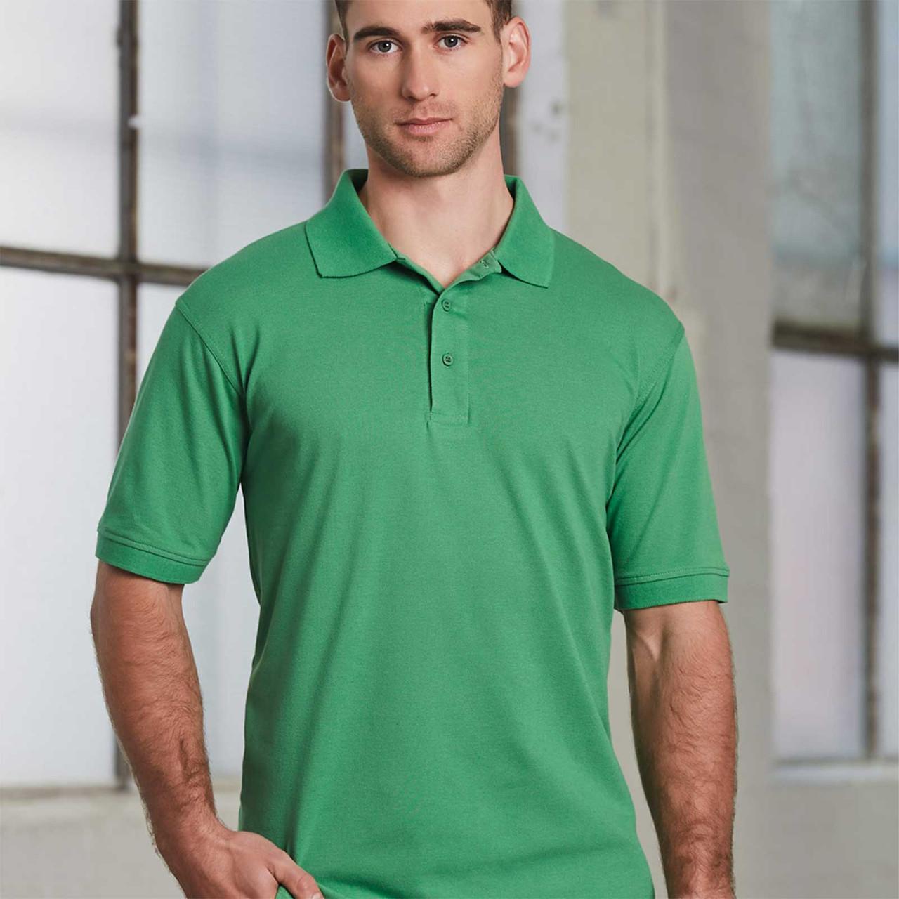 UPTON | Men Polo Shirts | Pique Stretch