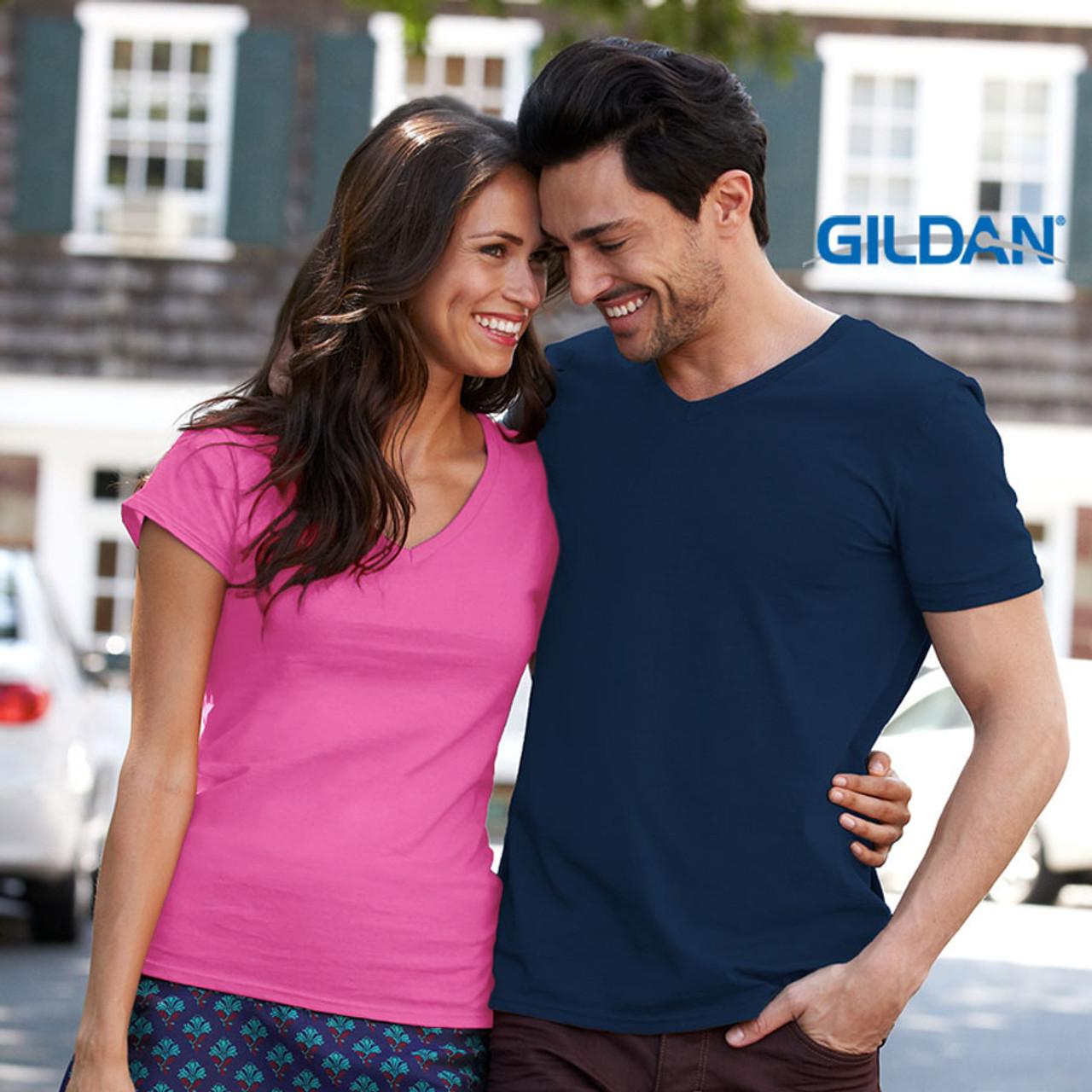 70e9beea1564 MIAMI | 100% cotton soft v-neck t-shirt | ladies | Plain T Shirts |  Wholesale T Shirts