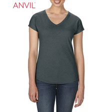 073d57e5 ... tshirt | tearAway label ladies wholesale plain apparel - Heather Grey