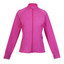 ladies heather jacket gym apparel online | pink heather