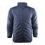Buy Mens Padded Jacket with Hidden Pocket | Blue Navy