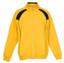 Plain Contrast Sports Jackets Online | Gold + Navy