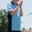 Bulk Buy Kids TrueDry Contrast Short Sleeve Polo Shirt