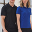 Discount on Bulk Buy Womens CoolDry self striped polo shirts
