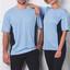 Bulk Wholesale Unisex CoolDry Mesh Contrast Tshirts