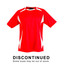 Red+White | Shop Online Kids Blank Active Soccer Tee