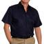 Mens Cool-Breeze Cotton Short Sleeve Work Shirt