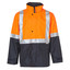 Shop Mens Hi-Vis Rain Proof Jacket | 3M Tapes | Work Safety Online