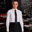 Bulk Discount on Blank Womens Stretch Business Shirts Online