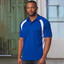 Shop Mens CoolDry Active Contrast Polo Shirts Online