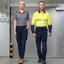 Shop Unisex Utility Stretch Cargo Work Pants