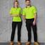 Shop Unisex Rip-Stop Poly/Cotton Stretch Work Pants