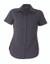 COOLUM | Womens Business Shirts Short Sleeves