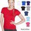 HOLLY | ladies fitted tshirt top