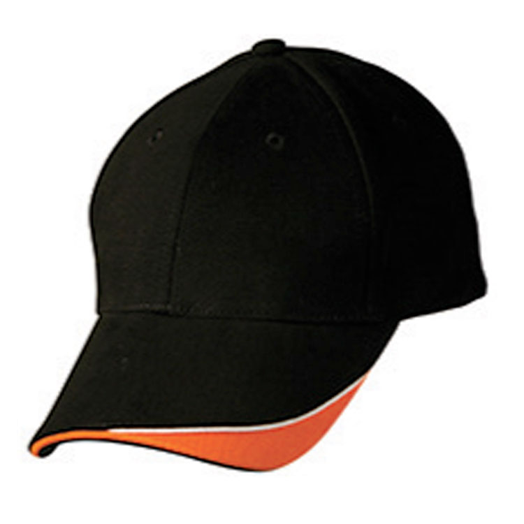 HORIZON-Tri-Colour-Baseball-Cap thumbnail 4