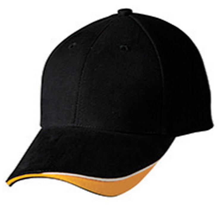 HORIZON-Tri-Colour-Baseball-Cap thumbnail 10