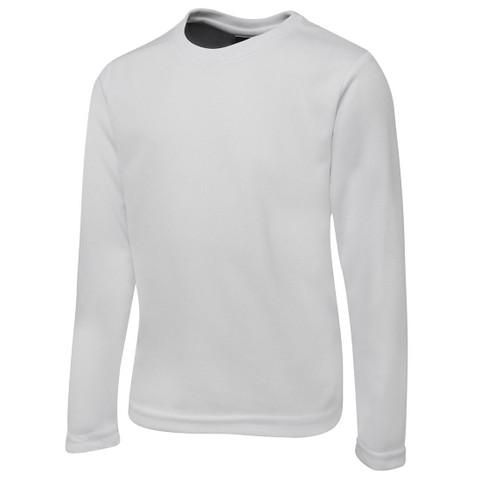 660f2ca2edae FANG | Poly Plain Tshirt Long Sleeves