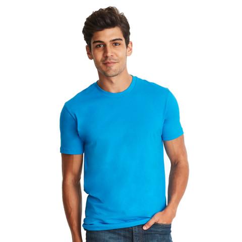 28ab2aea17b8de Mens Regular Neck T-shirt | Blank Clothing