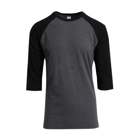 66732b903 MARTY | Men's Baseball T-Shirts 3/4 Sleeves