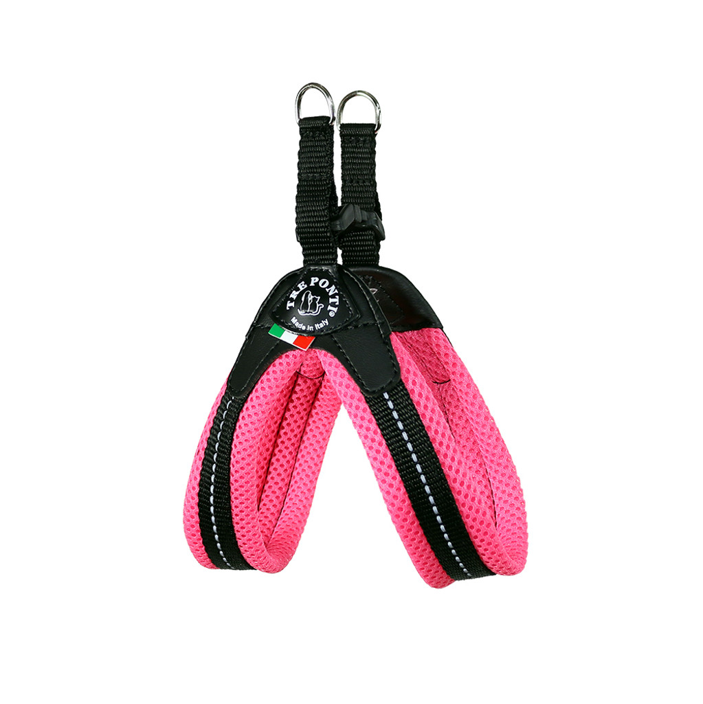 Tre Ponti Mesh Harness with Buckle