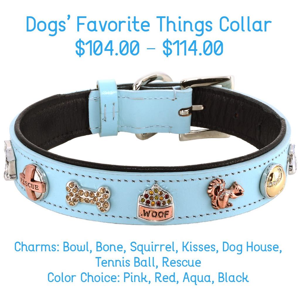 Concha Theme Collars