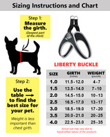 TRE PONTI LIBERTY DOG HARNESS