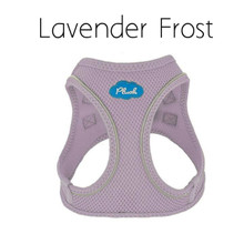 Plush Step In Air Mesh Harness